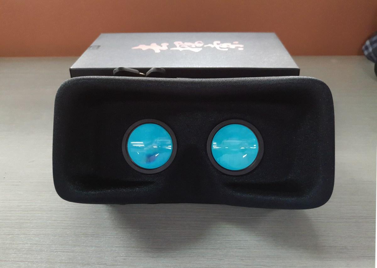 去探索:小米 VR 玩具版初体验