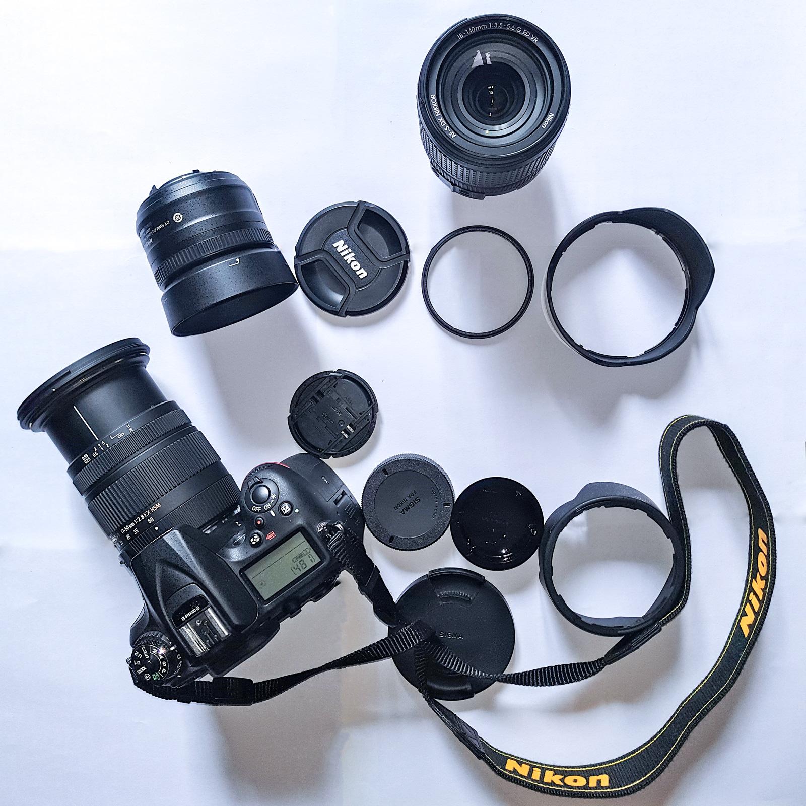 购入适马/Sigma 17-50mm F2.8 EX DC 防抖镜头