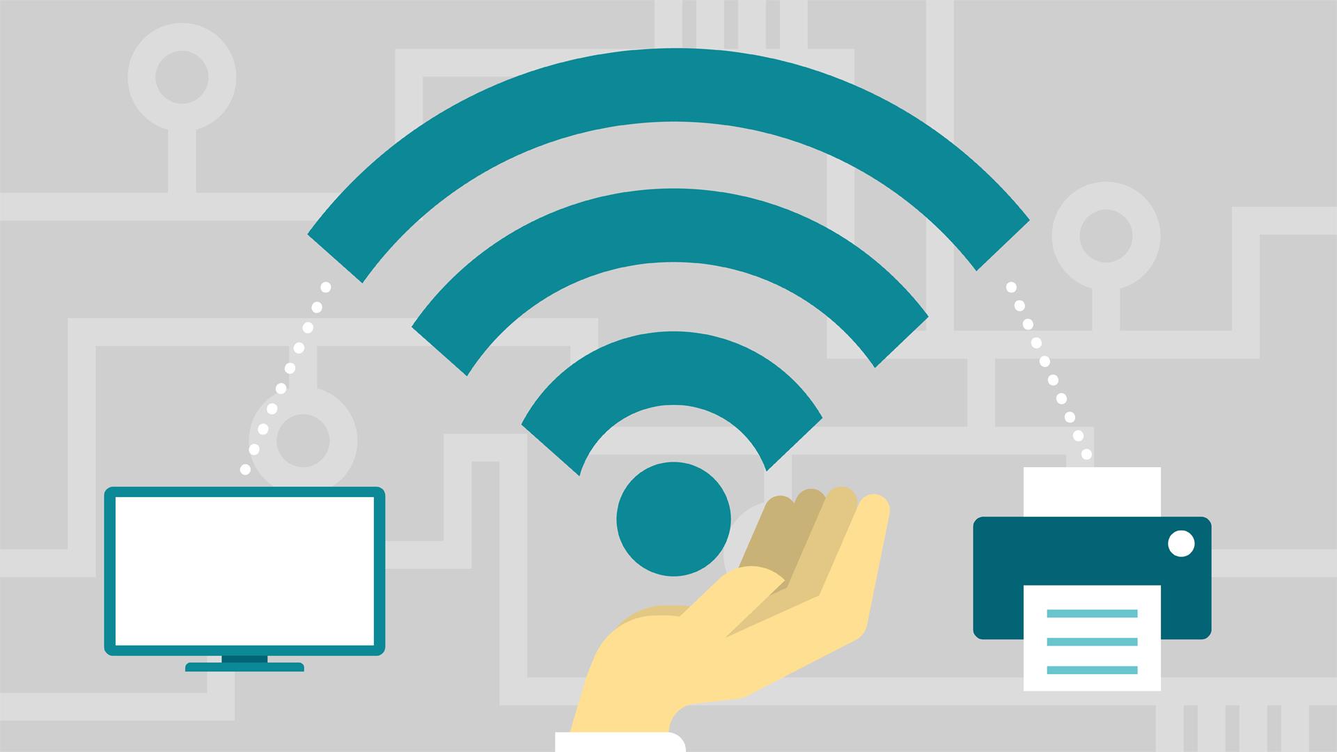 分享一种家庭装修(改装)常见的网络拓展方案